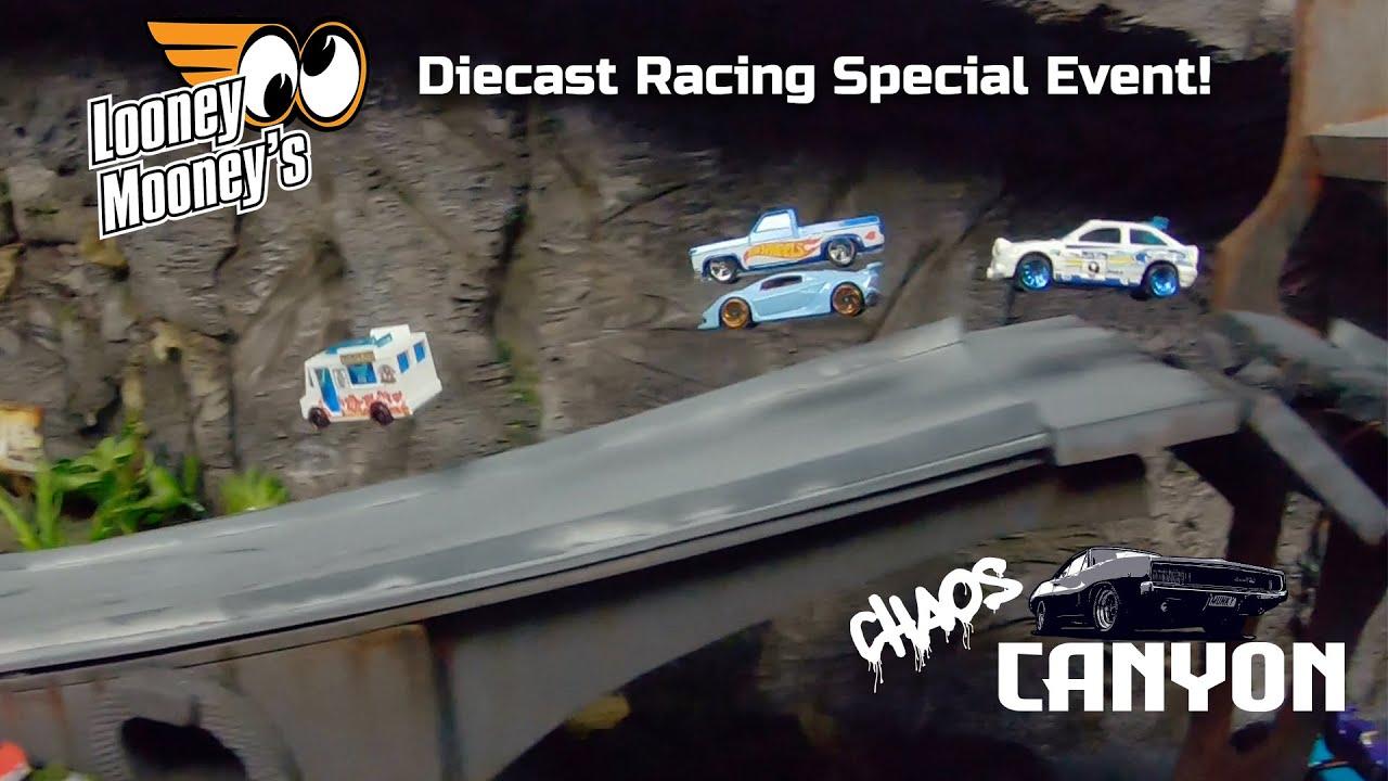 Looney Mooneys Diecast Racing Special Event
