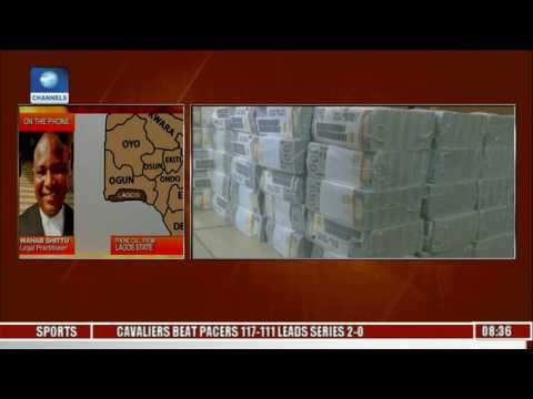 Lawyer Expresses Concerns Over Nigeria's Image Due To Corruption