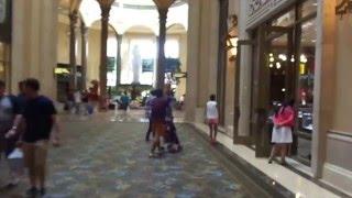 Las Vegas Palazzo , Venetian Gondolas Walk Vegas Strip