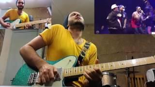 Bruno Mars Chunky Guitar