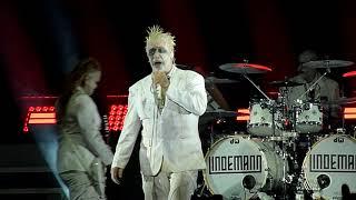 Lindemann - Steh auf [HD] live @ Gasometer, Wien