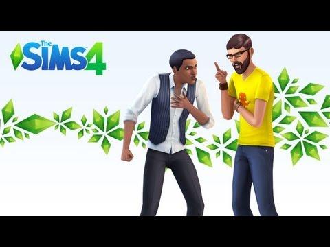 První nahlédnutí: The Sims 4 Oficiální herní ukázka