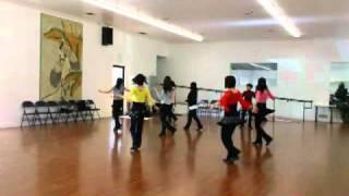 Mira Pa' Dentro Line Dance (Jan 11)