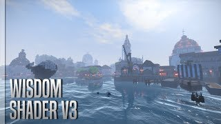 Wisdom Shader V3 | Minecraft Cinematic | 1.11.2