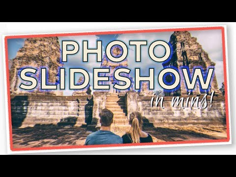 How to Make an Impressive Photo Slideshow in Minutes!