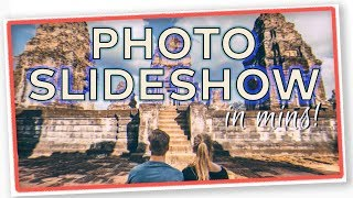 How to Make an Impressive Photo Slideshow in Minutes! thumbnail