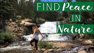 Finding Peace and Clarity in Nature - Trail Chat with Amanda!