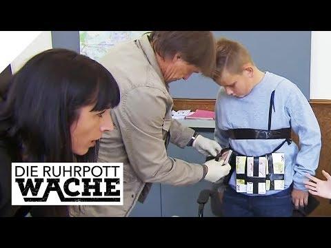 Verängstigter Junge: Lara Grünberg und der kleine Geldschmuggler | Die Ruhrpottwache | SAT.1 TV