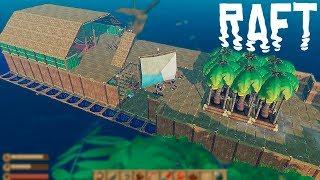 КОРАБЪТ МАЙКА | Raft #14