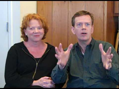 Our Town Actors, Becky Ann and Dylan Baker