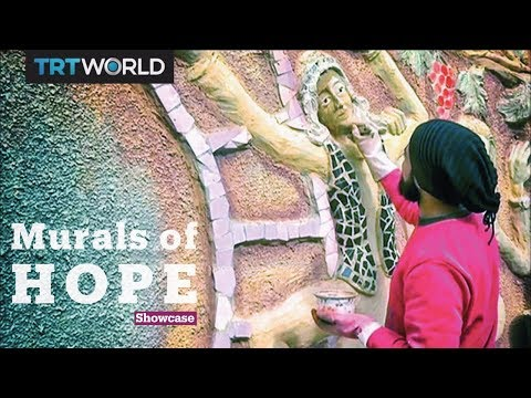 Murals of Damascus | Street Art | Showcase