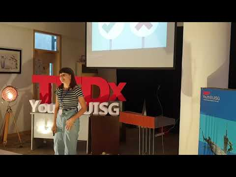 See The Good In The Bad | Isabel Veit | TEDxYouth@UISG