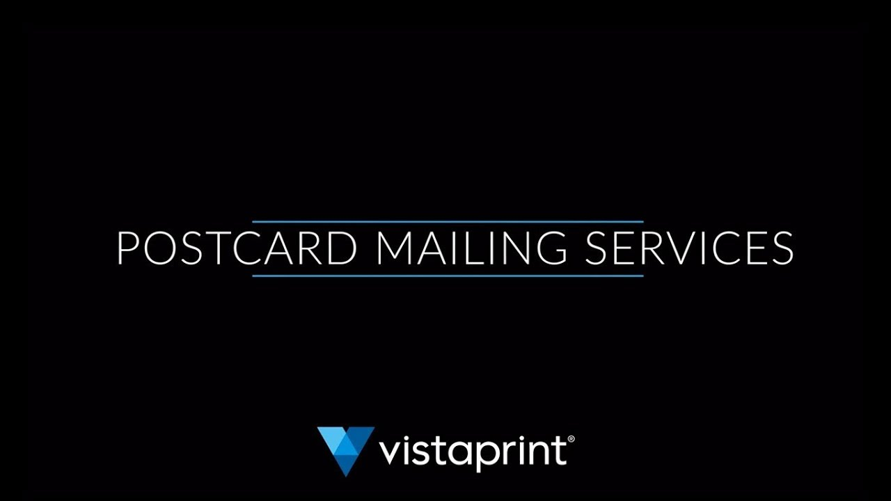 How vistaprints mailing service can help your business vistaprint how vistaprints mailing service can help your business vistaprint ccuart Images