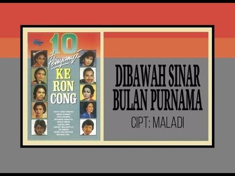 Free Download Dibawah Sinar Bulan Purnama - Rafika Duri (album 10 Penyanyi Keroncong) Mp3 dan Mp4