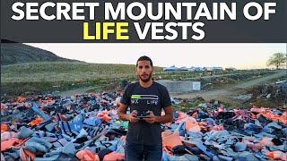 Secret Mountain of Life Vests
