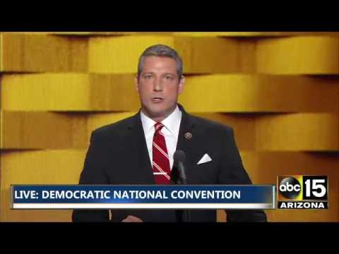 FULL: Representative Tim Ryan - Democratic National Convention