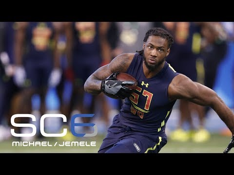 Did Chargers' Mike Williams Get Injured At NFL Combine? | SC6 | July 19, 2017