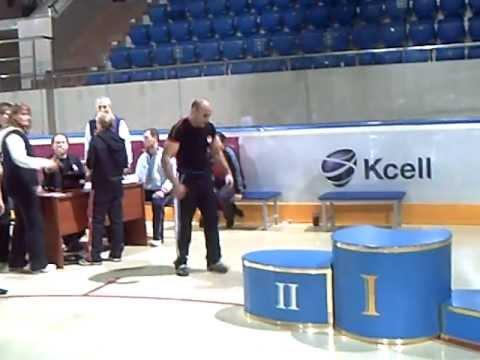 Armenian Vrej Sedrakyan  Champion Of The World 2011 WAF Kazakhstan Almaty