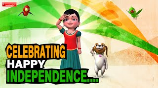 Independence Day Song, Flag Song