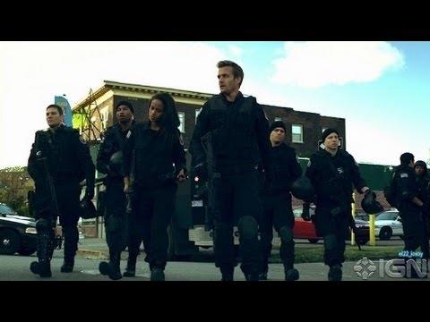SWAT   Ciencia ficción  Acción   Crimen HD 2016 LATINO