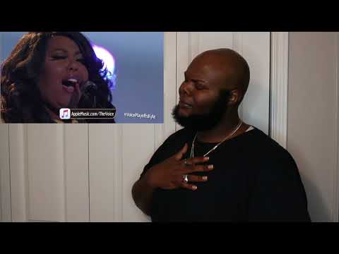 The Voice Kyla Jade - How Great Thou Art (Reaction)