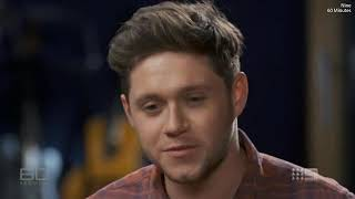 Niall Horan speaks candidly about connection with Olympia Valance