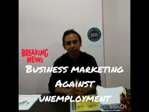 Network Marketing solution to Unemployment