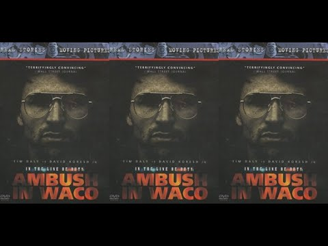Ambush in Waco : In the Line of Duty 1993 TV Movie