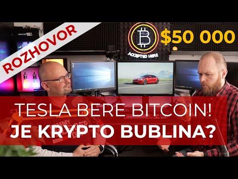 Jsou kryptoměny bublina? Rozhovor s Kicomem z @Bitcoinovej Kanál