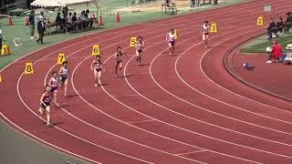 第83回京都学生陸上競技対校選手権大会 女子800m決勝 2019.04.07 於:...