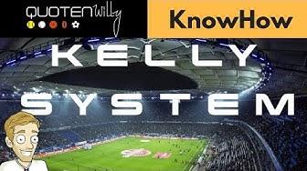 Bankroll Management - Sportwetten - Kelly System