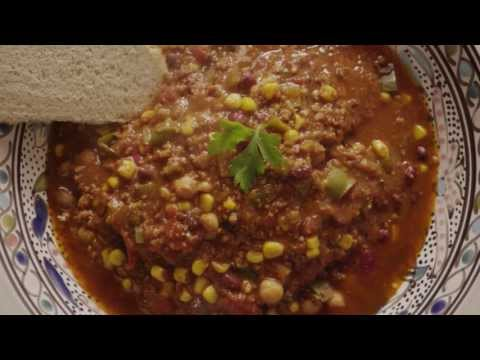 How to Make Vegetarian Chili | Chili Recipe | Allrecipes.com