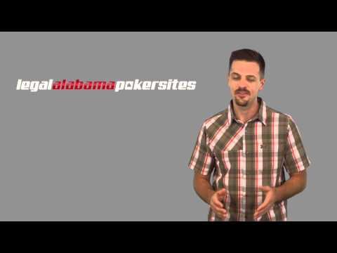Legal Alabama Poker Sites