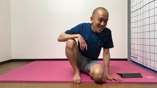 膝調整と骨盤底筋(フル)