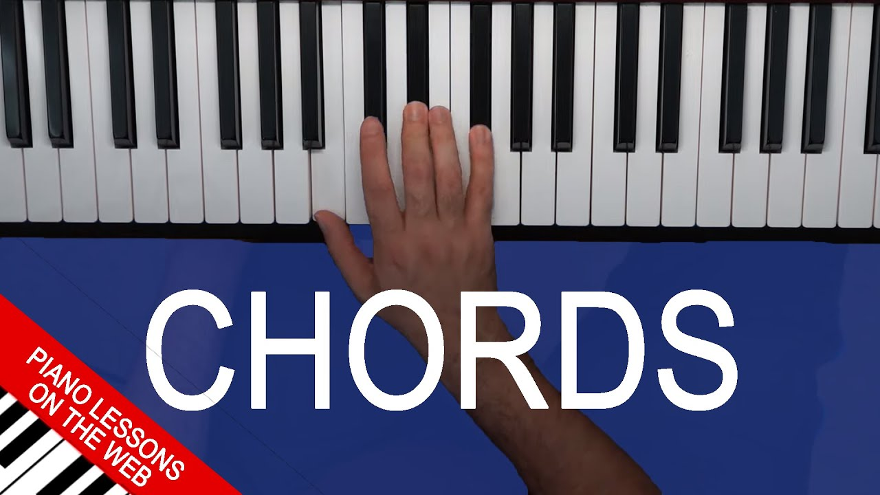 This is the Fastest Method To Learning Piano Chords - YouTube