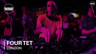 Four Tet Boiler Room London DJ Set