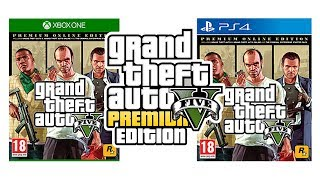 GTA 5 NEW Premium Online Edition Released Details, Prices, Content More