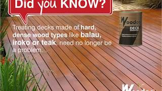 Woodoc Did you know  - Deck