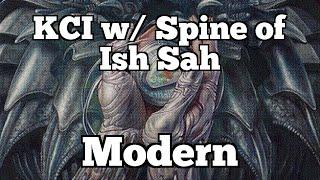 Kci W Spine Of Ish Sah Modern