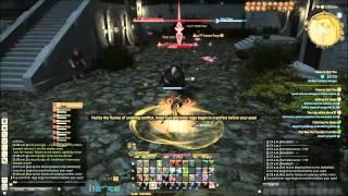 (FFXIV) Warrior Level 50 Quest