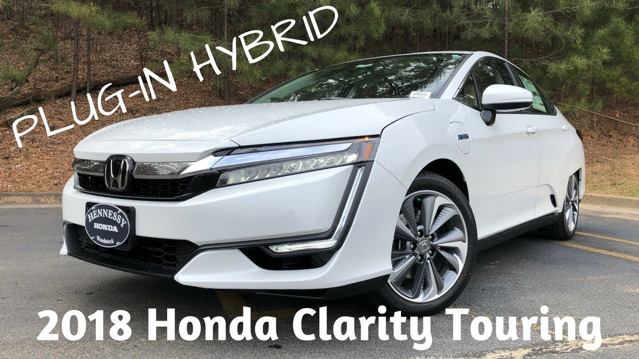 2018 Honda Clarity Full Review | Inside U0026 Out
