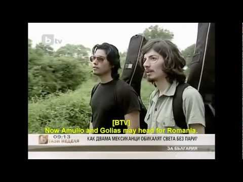 LET ME DIE BAND Interview @ bTV Bulgarian National TV with ENG subs