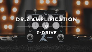 Dr. Z Amplification Z-Drive Overdrive | Reverb Demo Video