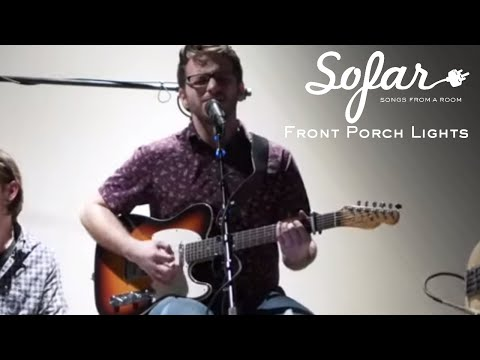 Front Porch Lights  - In A Crowd | Sofar Cleveland