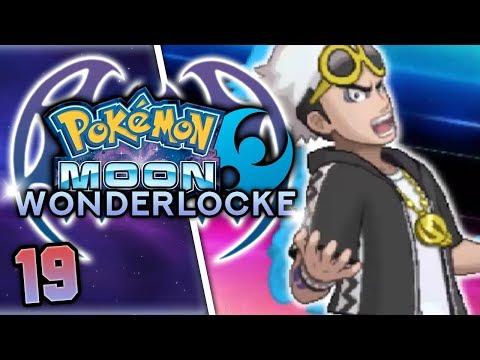 IT'S YA BOY GUZMA! Pokemon Moon Wonderlocke Part 19 w/ HDvee