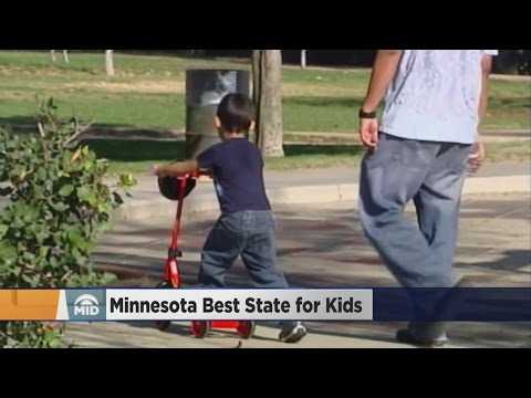 Survey: Minnesota Is Best State In U.S. To Be A Kid