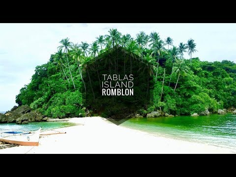 Tablas Island, Romblon Philippines