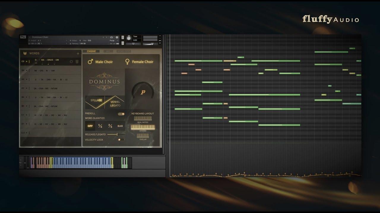 Dominus Choir | FluffyAudio