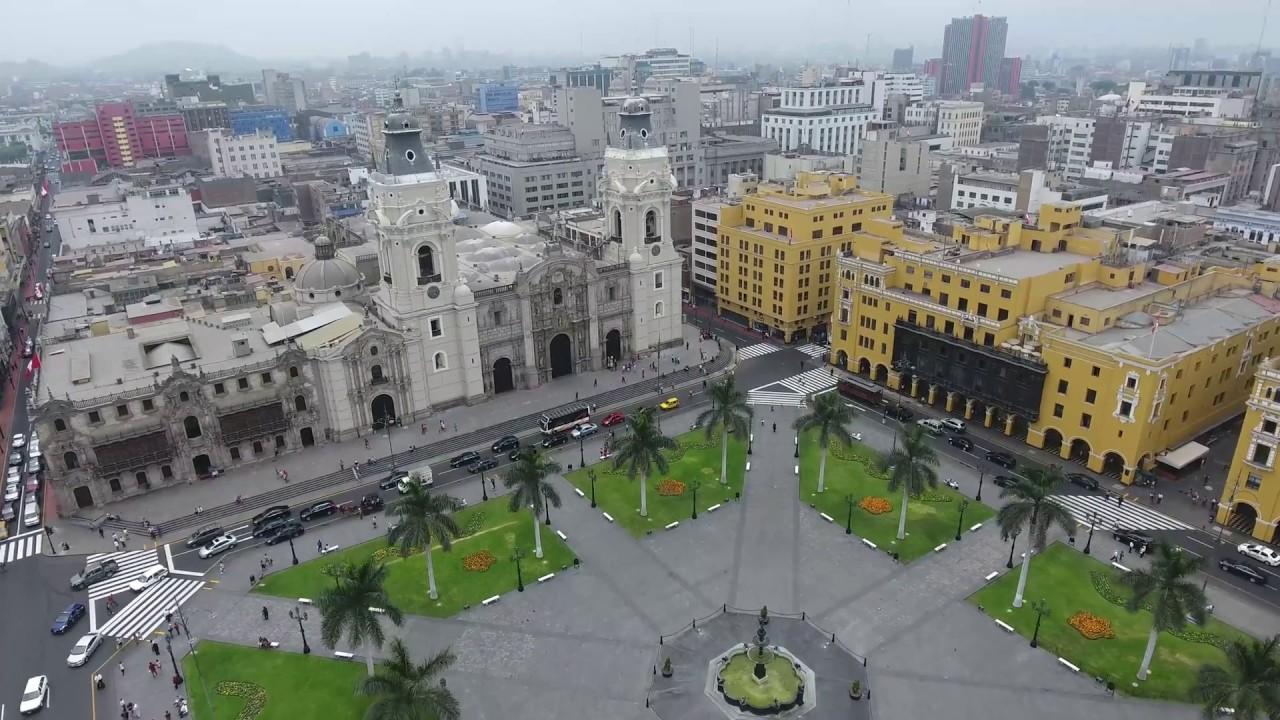Lima Peru Lugares Mais Visitados Imagens Aereas YouTube