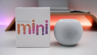 HomePod mini Unboxing, Setup and First Look